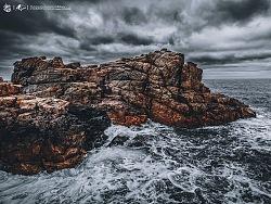 岩石和海/Rock and Sea