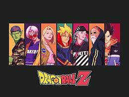 虹色映畫-Dragon Ball