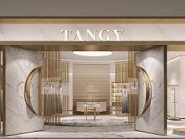 TANGY天意空间品牌设计