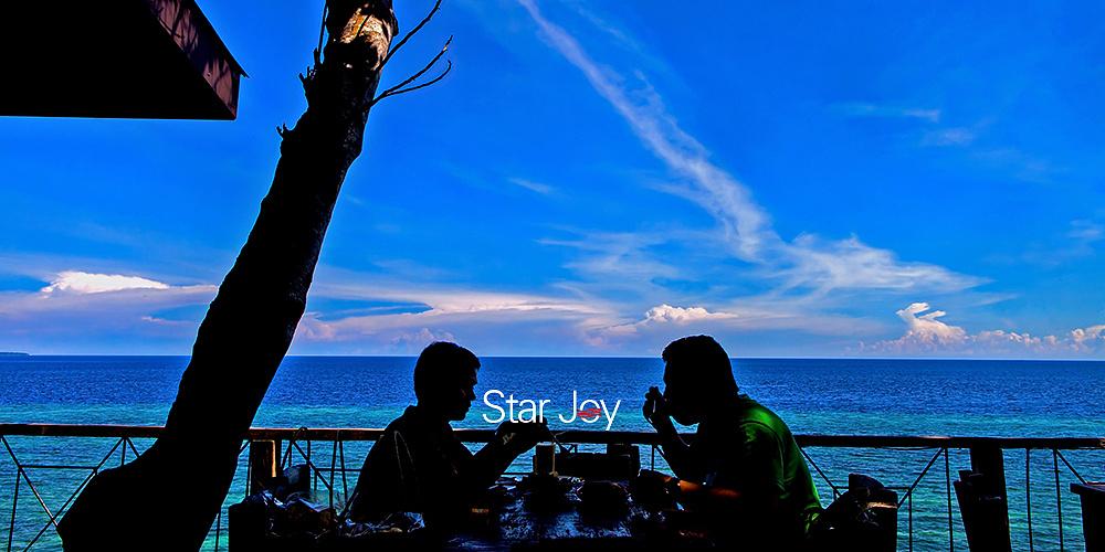 beefarm-悬崖餐厅的浪漫午餐 —— 印相星空视觉艺术