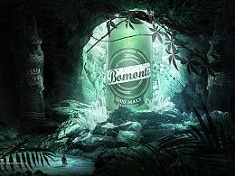 【Beer异星登陆】商业级合成海报