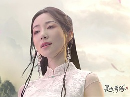 #灵山奇缘# 韩雪CG官方宣传MV