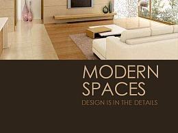 现代室内设计(装修)杂志封面临摹