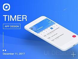 App design-Timer