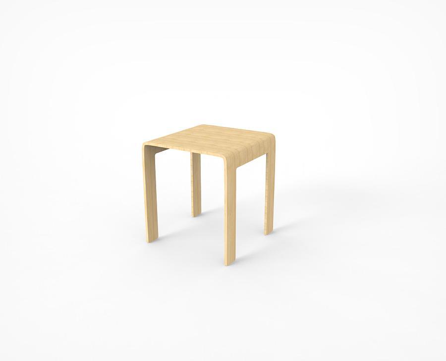 原创作品:木纸·椅