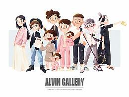 ALVIN GALLERY | 同事篇【一】