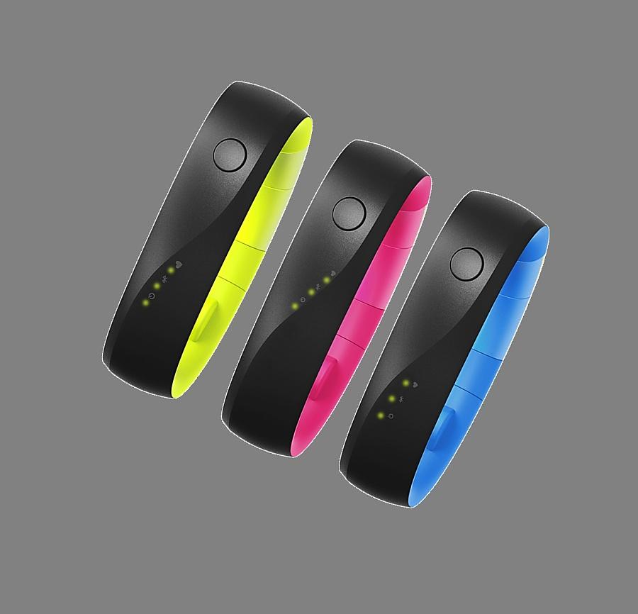 智能手环设计|电子产品|工业/产品|深圳白狐工业设