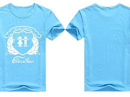 2班班服设计2班卡通男女班服图案2班徽章班服图案设计-班服中国图片