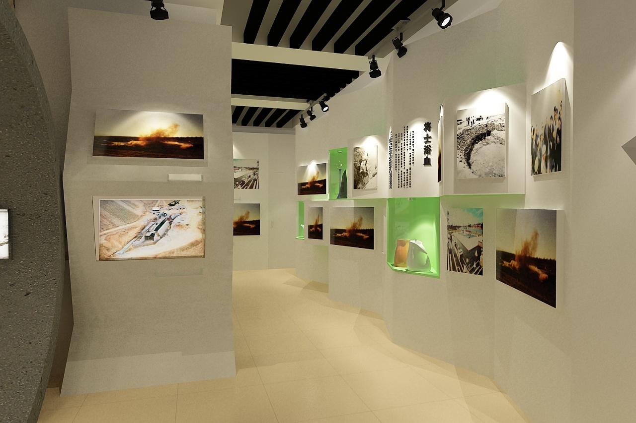 展览~exhibition of qing ji qin|空间|展示设计图片