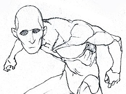 人体动态造型
