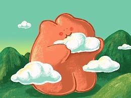 在胡同开美术馆,研发木雕产品,插画师大橘子是怎么做到的?