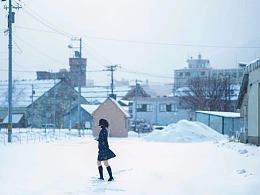 雪山下的爱与年华|北海道旅行拍摄不完全指南