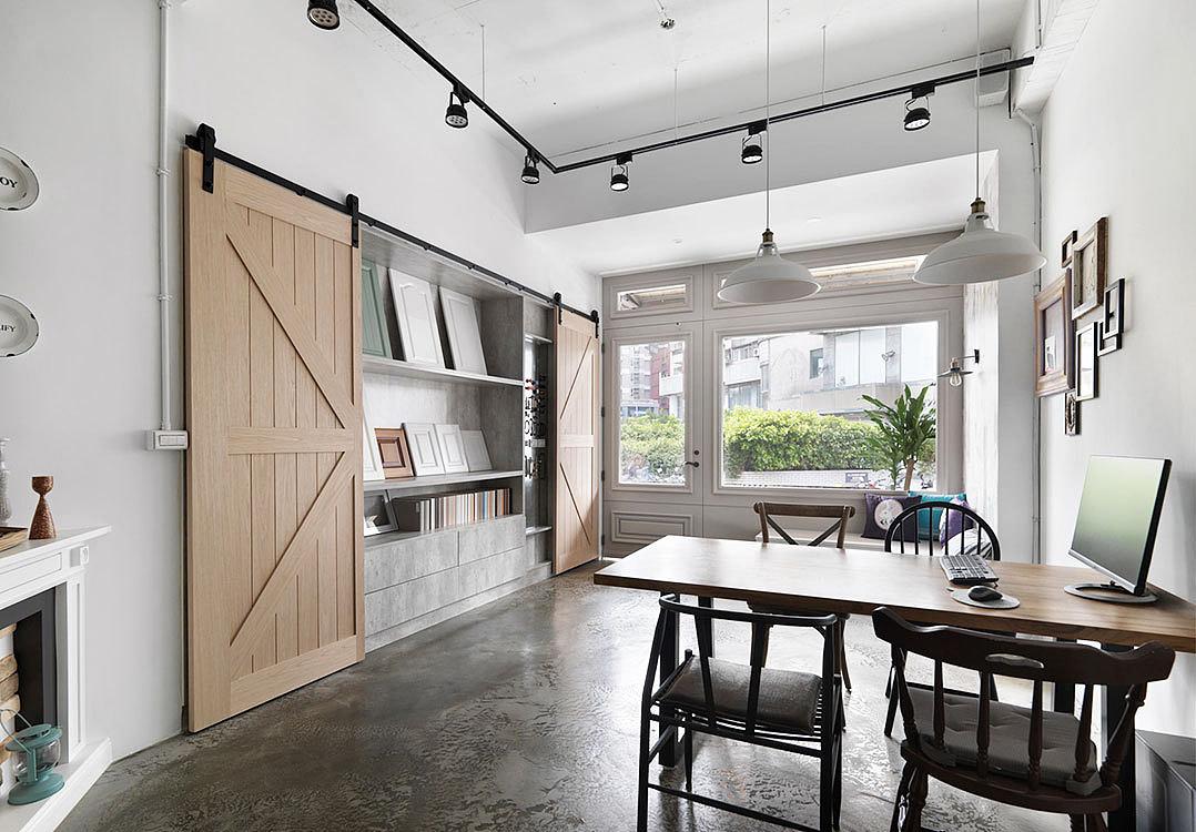 郑州专业工作室办公室装修设计公司-小工作室设计方案