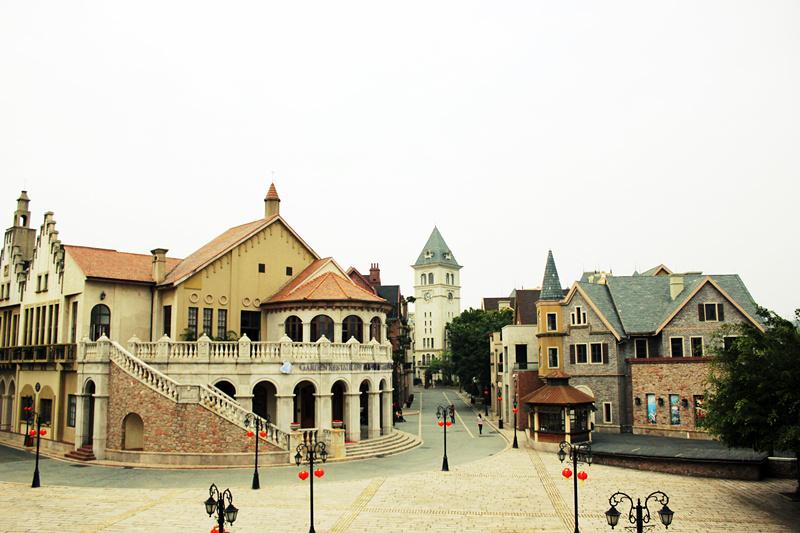 广州欧洲小镇图片