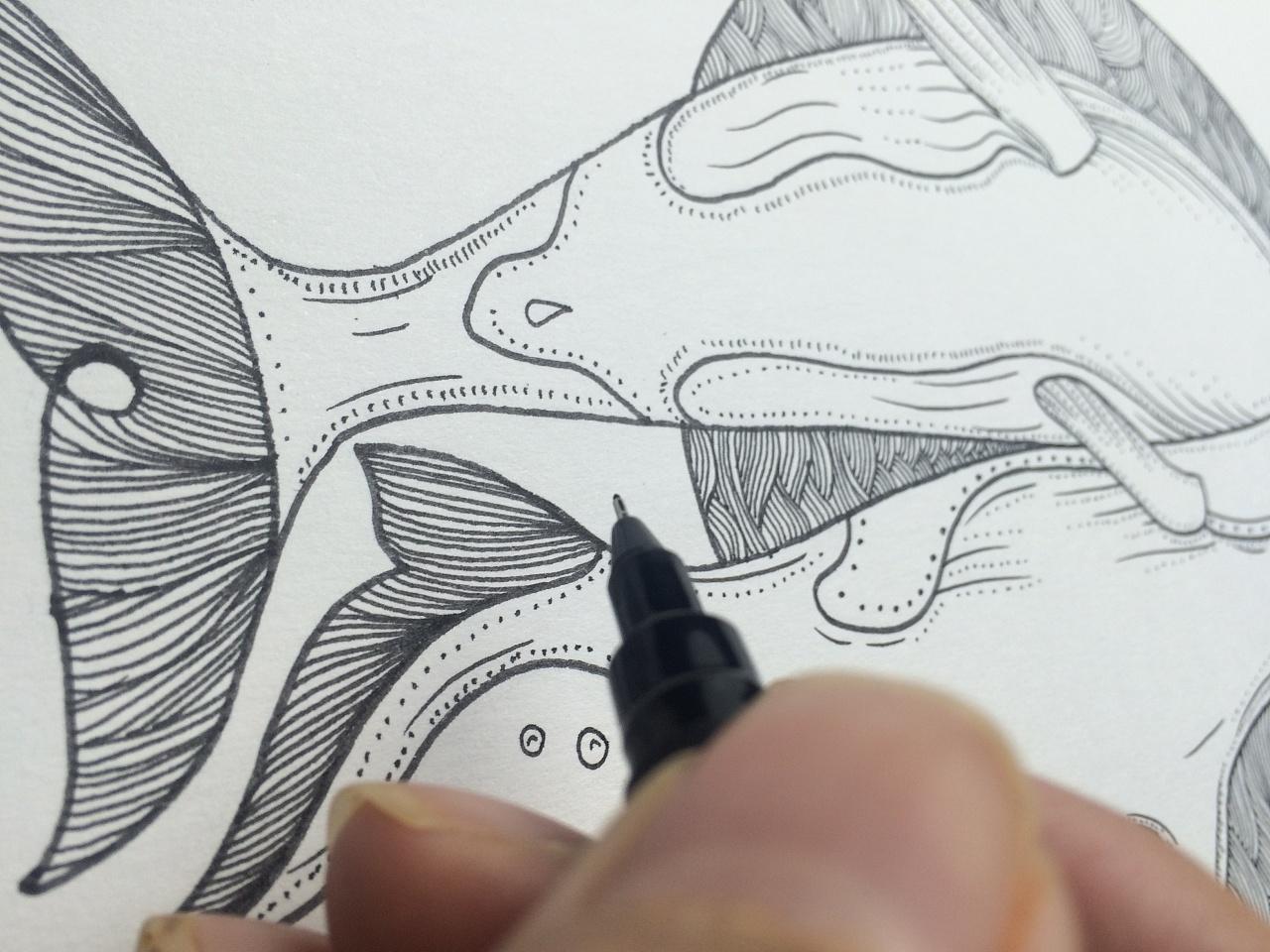 装饰画|插画|插画习作|艺博乐创意袁博 - 原创作品图片