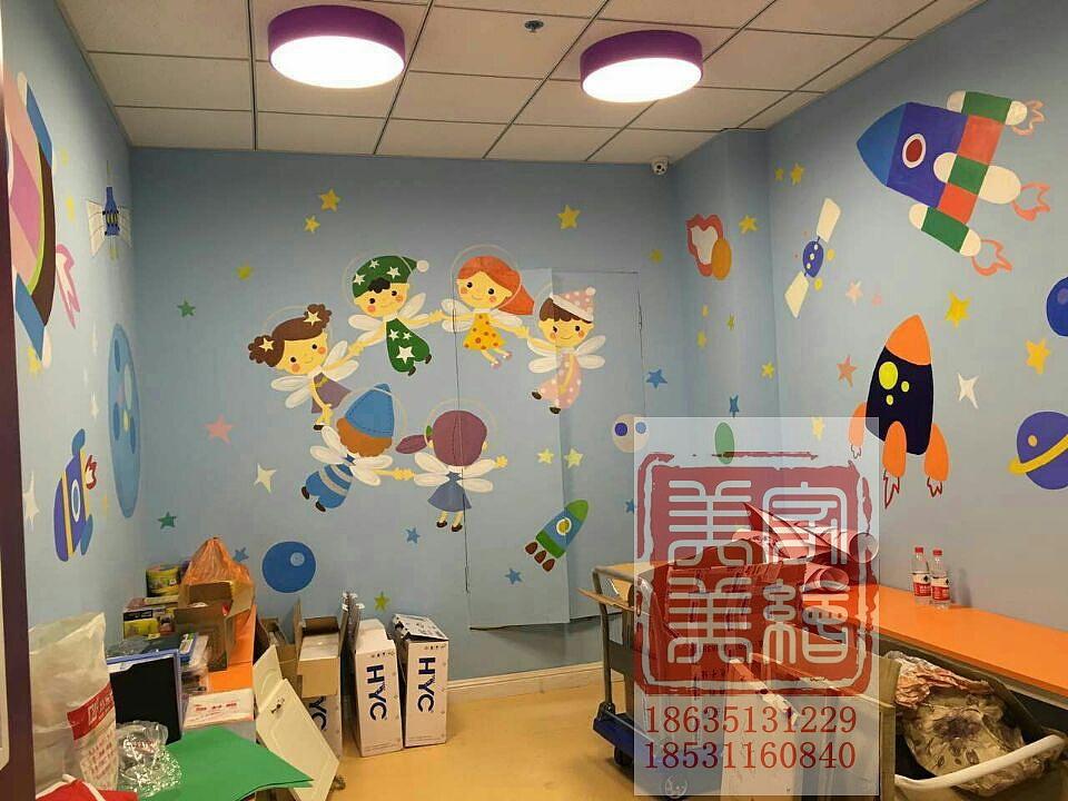 太原文化墙彩绘,太原手绘墙,太原墙绘,太原彩绘