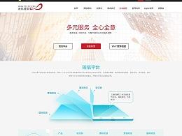 网页改版  高保真原型  网站UI