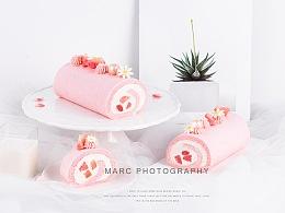 黑池-水蜜桃蛋糕卷