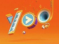 """腾讯""""yoo视频""""logo演绎"""