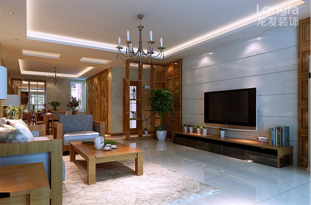 鼎原民房c时代三室130平米简v民房格装修设计效果图华北地区一层户型设计图图片