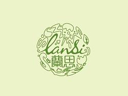 LANSI logo design