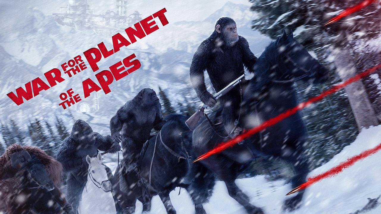 猩球崛起2终极之战在线 《猩球崛起2》完整版