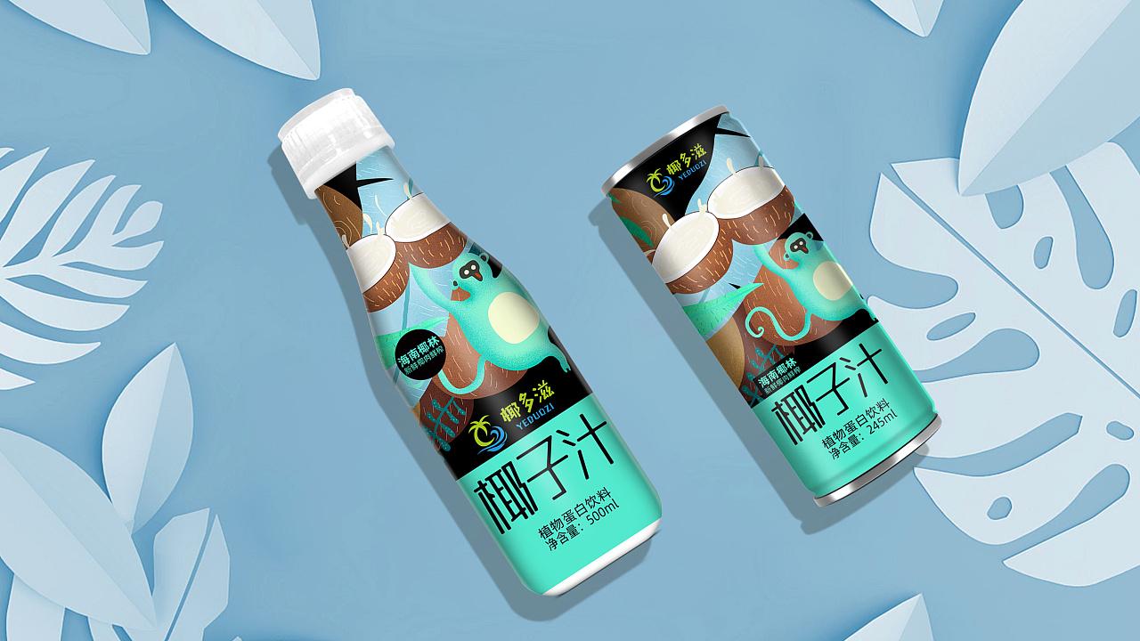 椰子汁包装设计x贾颖公寓室内设计效果图图片
