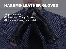 亚马逊套图排版——冬季手套