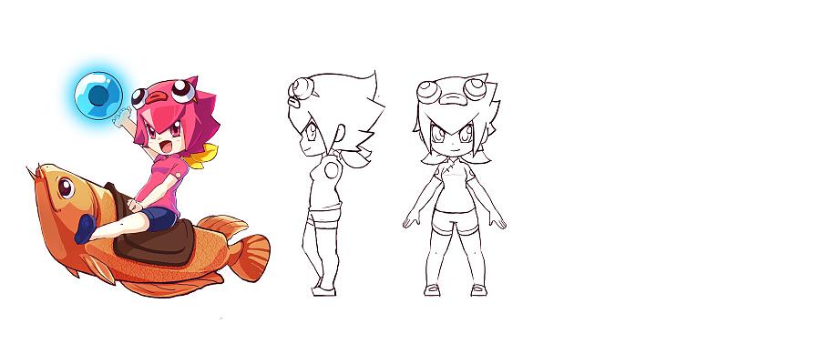 十二星座角色设计|概念设定|插画|yuyier - 原创设计