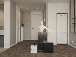 《家要像主人》---奉天久舍空间设计事务所
