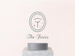 THE FACE菲璨诗韩系护肤品牌logo设计&VI手册
