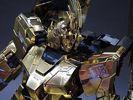 PG Unicorn Gundam独角兽3号机PHENEX. No3512