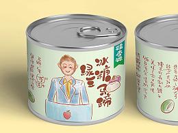 桂香源水果罐头品牌与包装设计 X 张晓宁