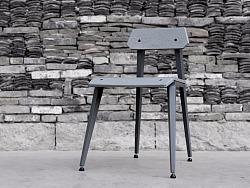 几度灰 /【35°C 多功能椅】