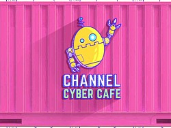 CHANNEL网咖品牌设计