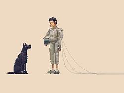 犬之岛#小林&君主