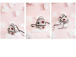 2017箱包手袋设计原创作品集合——红桃皇后系列