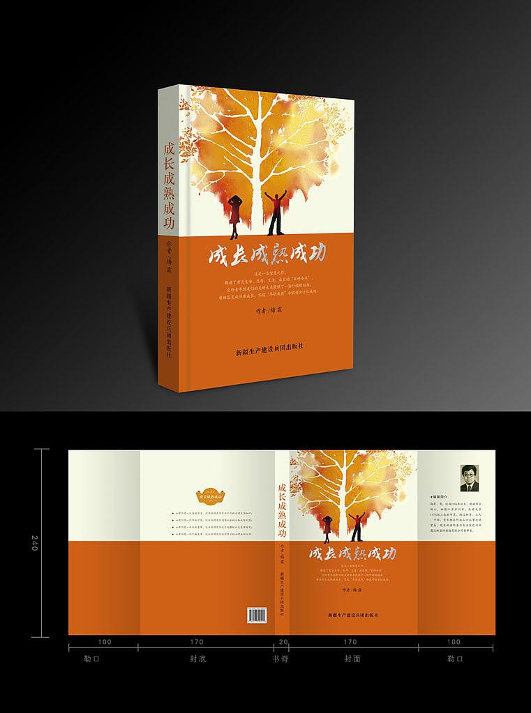 书籍装帧设计>