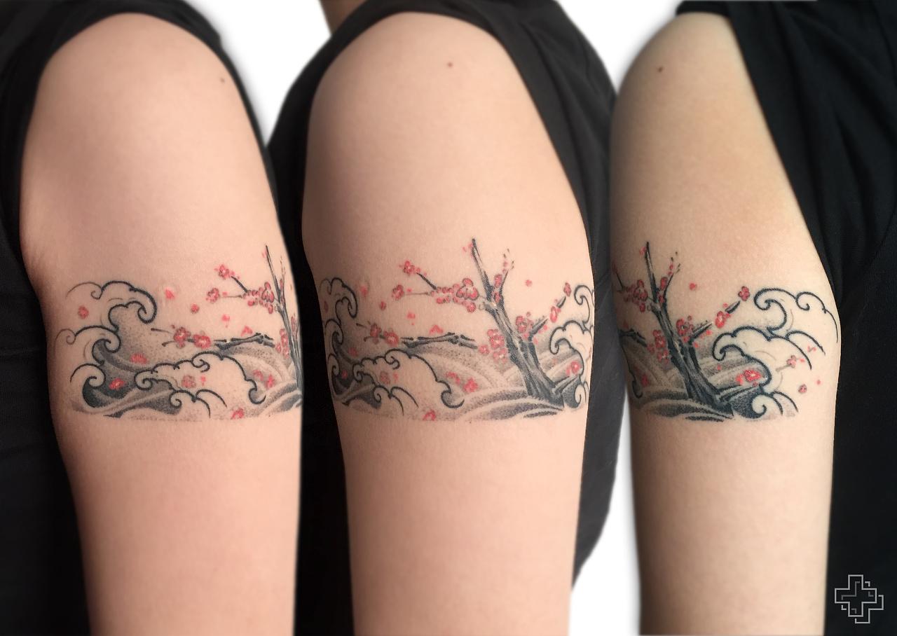 三个恢复后的纹身|手工艺|其他手工|2nu7lg - 原创