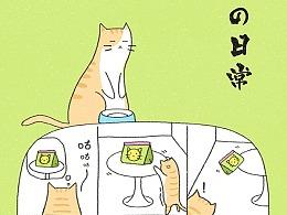 猫の日常-第一弹
