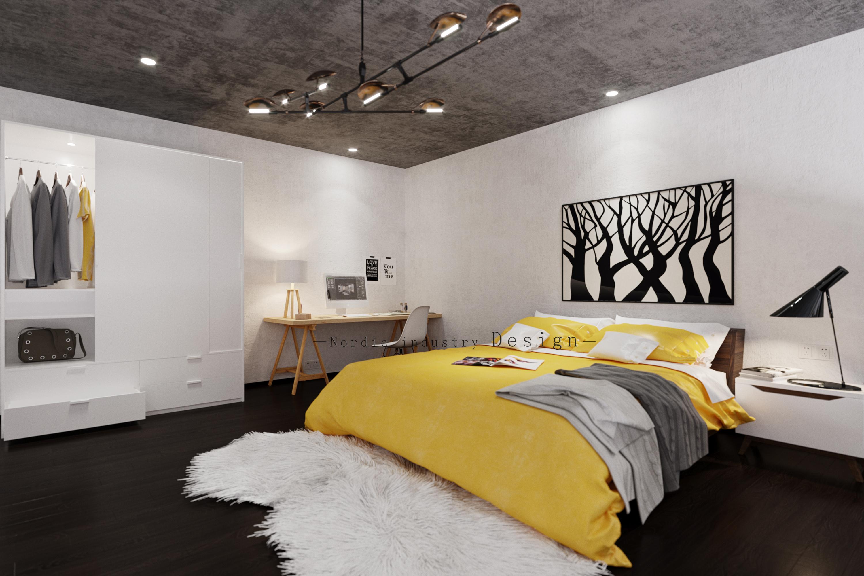 loft单身公寓设计效果