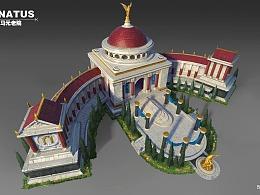 单体设计:罗马元老院