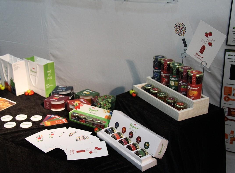 毕业展作品 果酱品牌vi设计|平面|包装|orochi - 原创图片