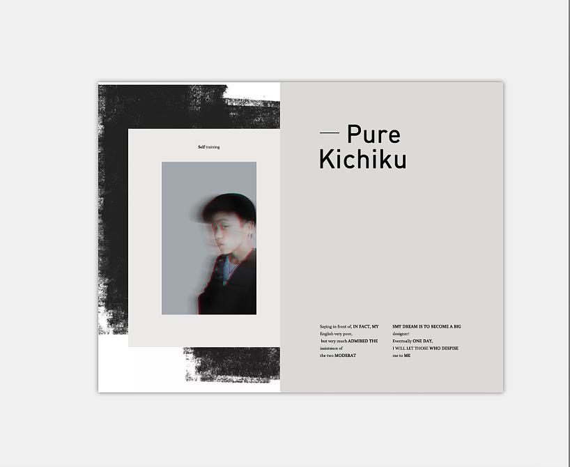 平面平面设计人物文字排版|字体|海报|校仔-原汕头网页设计图片
