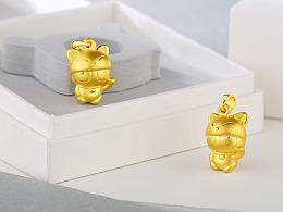 MO2摩图静物黄金产品静物拍摄作品