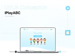 iPlayABC Official Website Design