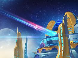 《人偶总动员第三季》片头动画设计