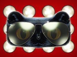 雷朋墨镜双十一天猫形象
