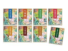 十森一林×胡庆余堂    熬夜养生复方茶