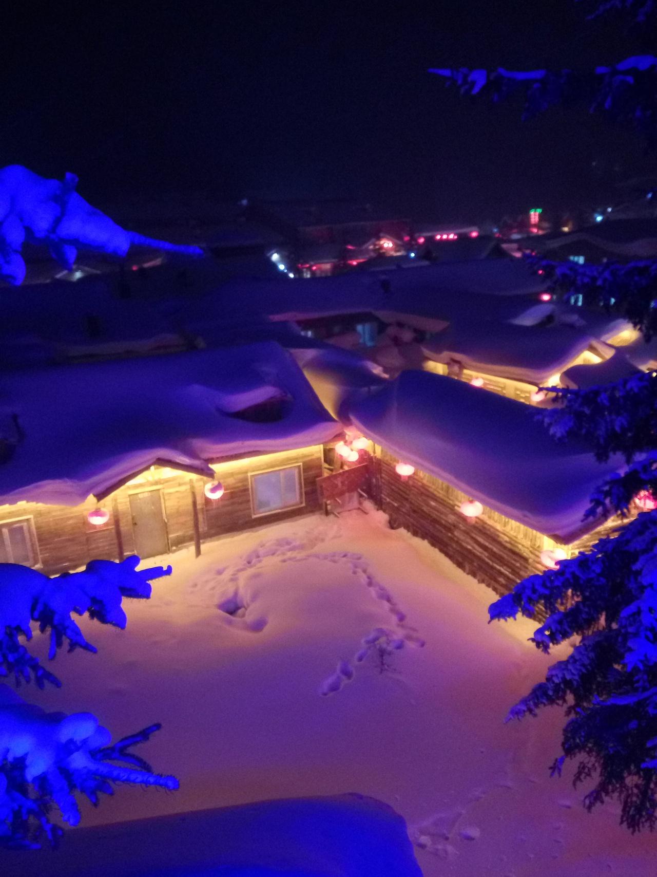 雪的图片_雪乡 摄影 游记 ArleneEartha - 原创作品 - 站酷 (ZCOOL)